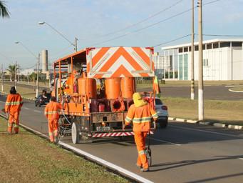 Programa Sinaliza Paulínia pode dar novos números ao Trânsito