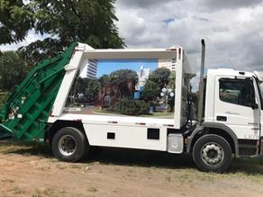 Aprovação da Coleta de Lixo chega a 91% em Limeira
