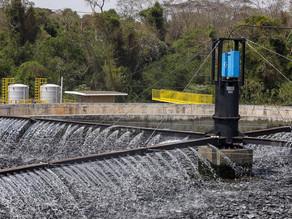 Aprovação do Abastecimento de Água dispara em Santo André
