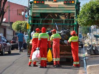 Indaiatuba é vice-líder em Coleta de Lixo na RMC