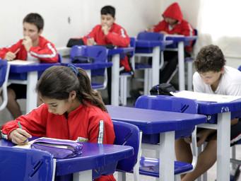 Educação registra 59% de aprovação em Vinhedo