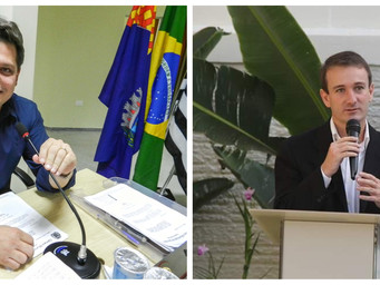 Dr. Giuliano e Thiago Silva lideram corrida eleitoral em São Pedro