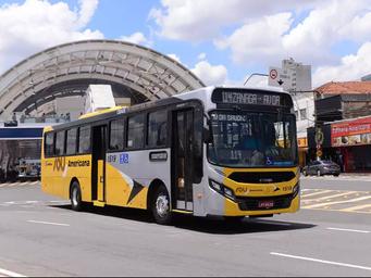 """Transporte Público de Americana registra 25% de """"ótimo"""" e """"bom"""" e 30% de """"r"""