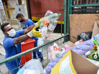Mesmo em queda, Coleta de Lixo tem Alto Grau de Satisfação em Mauá