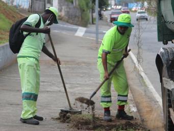 Limpeza Pública obtém Alto Grau de Satisfação em Mogi das Cruzes