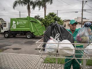 73% aprovam a Coleta de Lixo em Ribeirão Preto