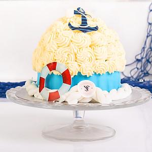 Colin - Cake Smash