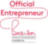 This is the Official Entrepreneur seal from the Branson Centre of Entrepreneurship Caribbean given to Victoria Silvera for official completion of their program as well as active membership.