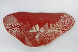 Stong Ray Tableau Platter