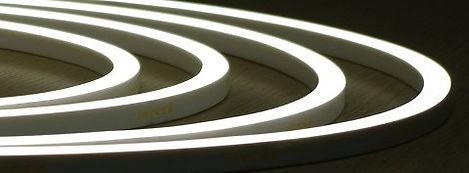 Flexible Lichtbänder, Lichtbänder mit Neoneffekt