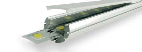 Rundprofil, LED-Profil