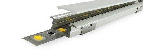 Einbauprofil, LED-Profil
