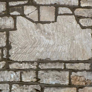 Abbey Stone in CornerCupboard