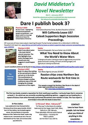 Novel Newsletter 6