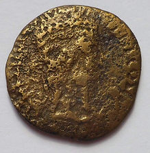 Roman coinW.jpg