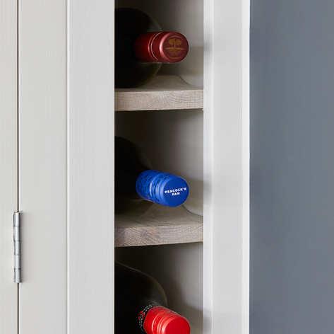 Neptune wine rack
