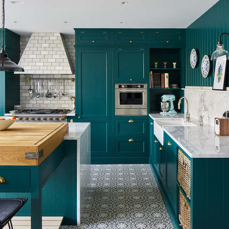 Neptune award winning kitchen
