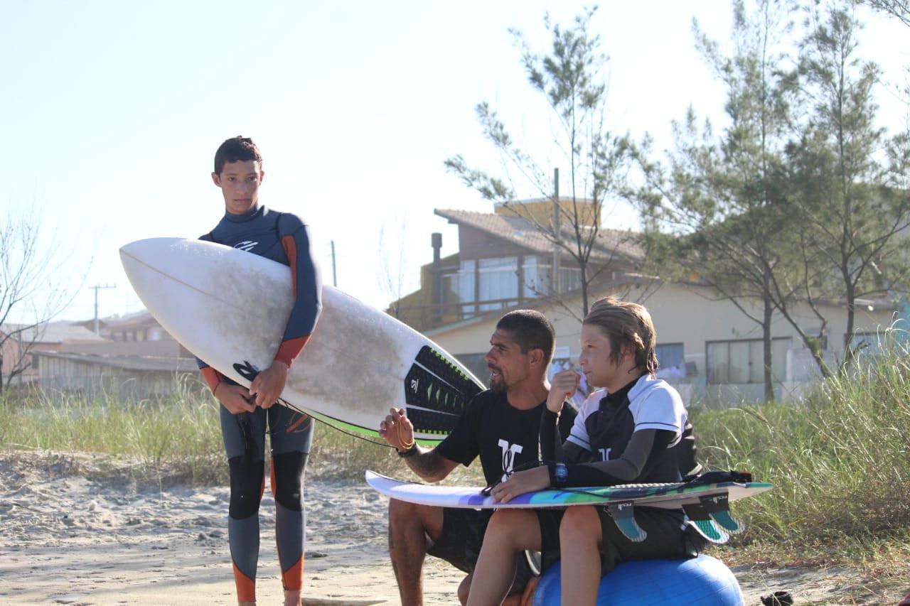 Irmãos do surf