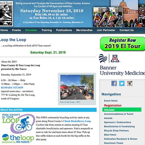 El Tour Loop the Loop 2019