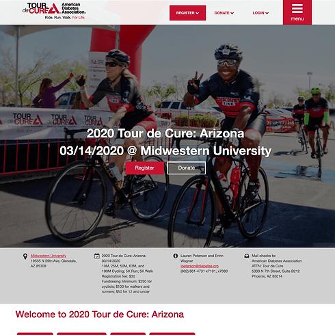 Tour de Cure 2020