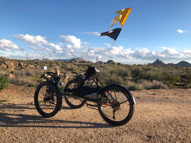 Rambler in Arizona