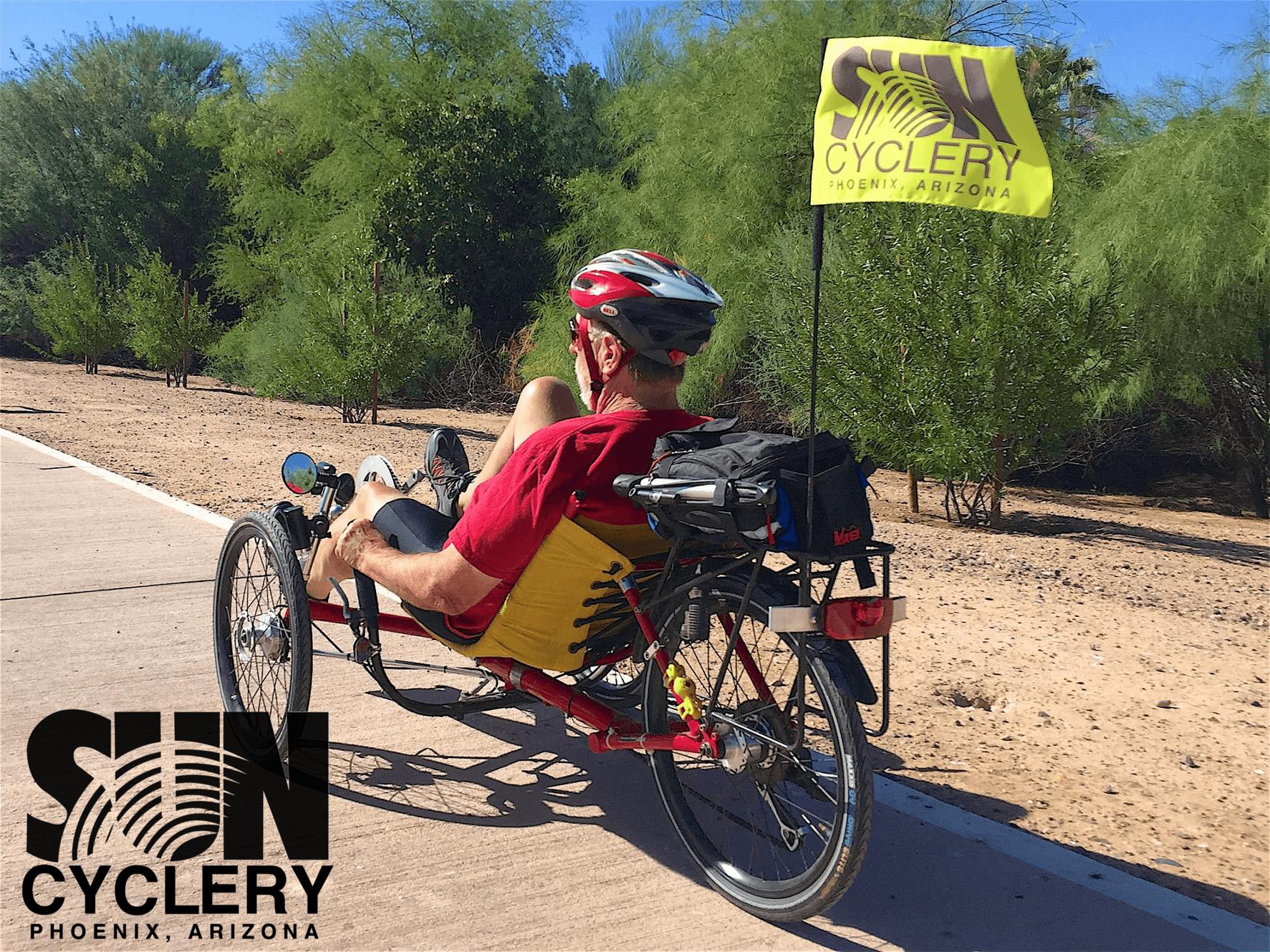 Welcome!   Phoenix   Sun Cyclery