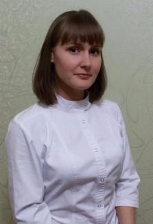 Врач-терапевт Каневец Ольга