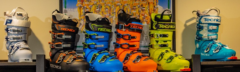 Ski boot sales and fitting