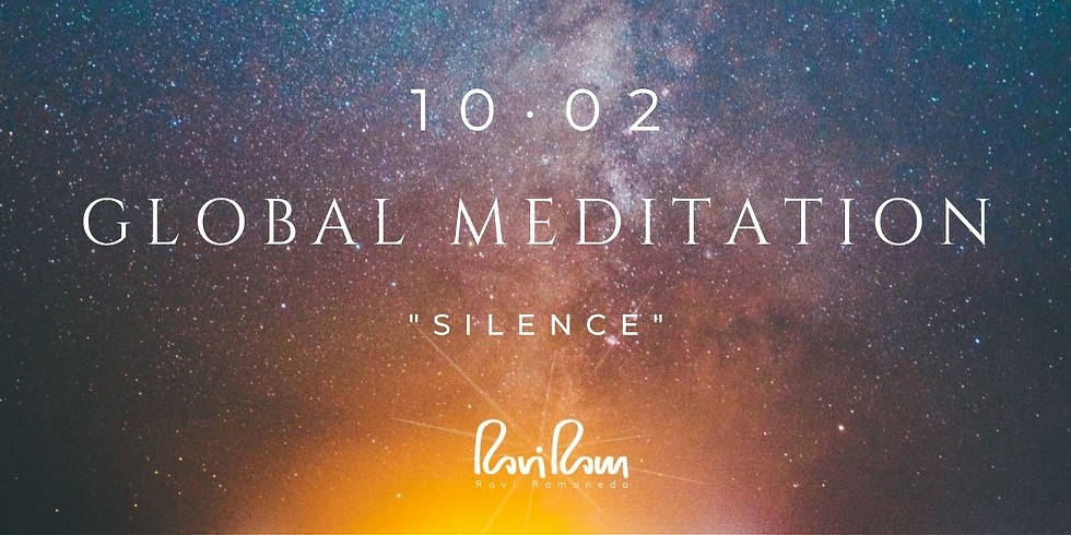 The Global Meditation 10·02
