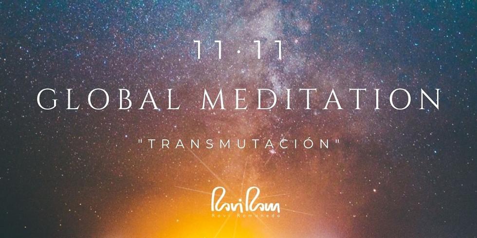 Por la Paz y la transmutación