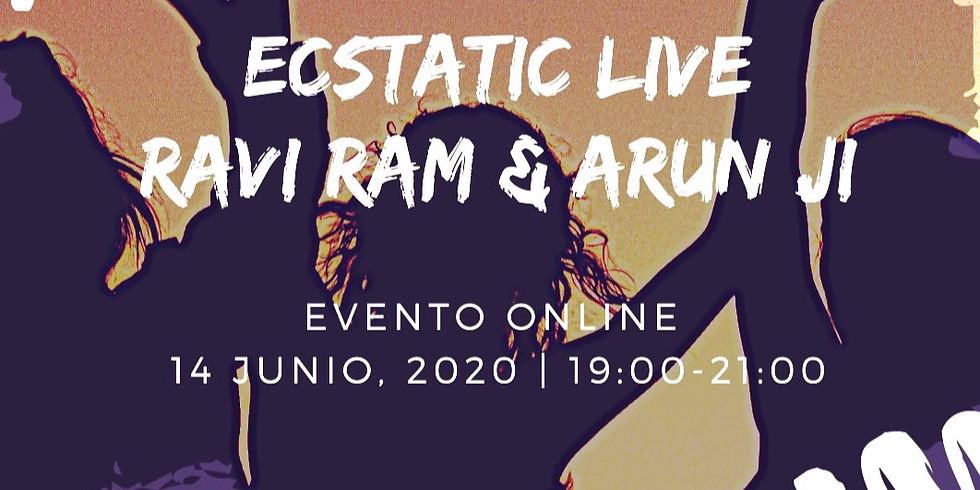 ECSTATIC LIVE