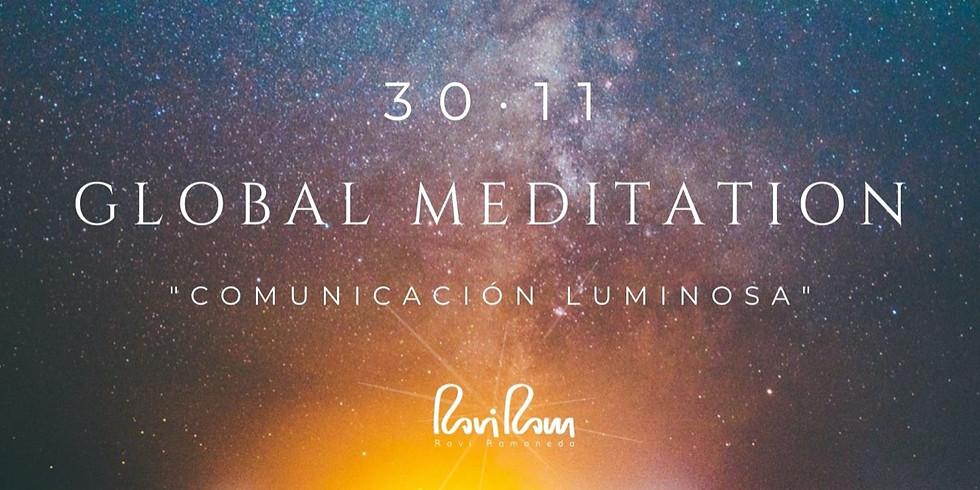 Global Meditation  30 ·11