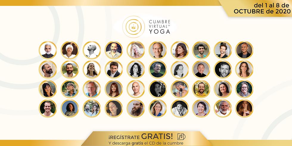 Cumbre Virtual de Yoga