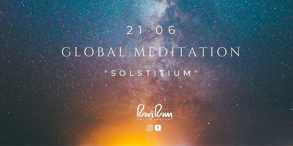 The Global Meditation  21·06