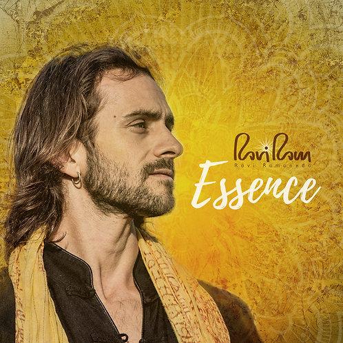 Disco Essence FÍSICO firmado por Ravi Ram