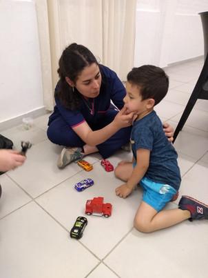 Fonoaudilogía para niños