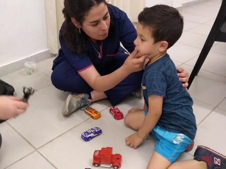 Fonoaudilogía para los niños
