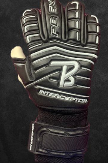 PB GK Interceptor Black Negative Cut