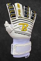 Interceptor White Yellow Warrior Backhan