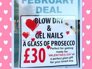 February Deal 🥂💕
