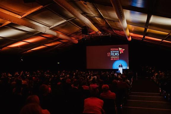 Das 17. Festival des deutschen Films Ludwigshafen am Rhein  ist eröffnet