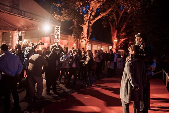 Über 300 Gäste aus der Filmbranche auf der Parkinsel in Ludwigshafen erwartet