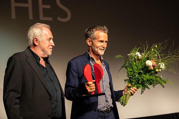 """Preisgala für Ulrich Matthes: """"Das Schönste an der Stadt Ludwigshafen ist das Festival"""""""