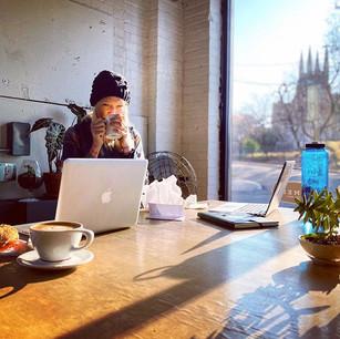 workspace by Smoke Signal Media