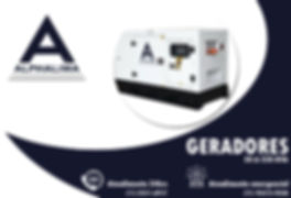 Locação de geradores sp | Alphalima SP | Brasil