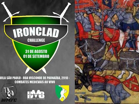 A Alphalima esteve no Torneio Ironclad de Combate Medieval