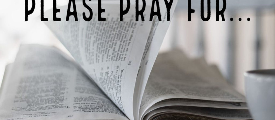 CrossRoad Friday in Prayer for Small Groups, Lighthouse, & ABFs