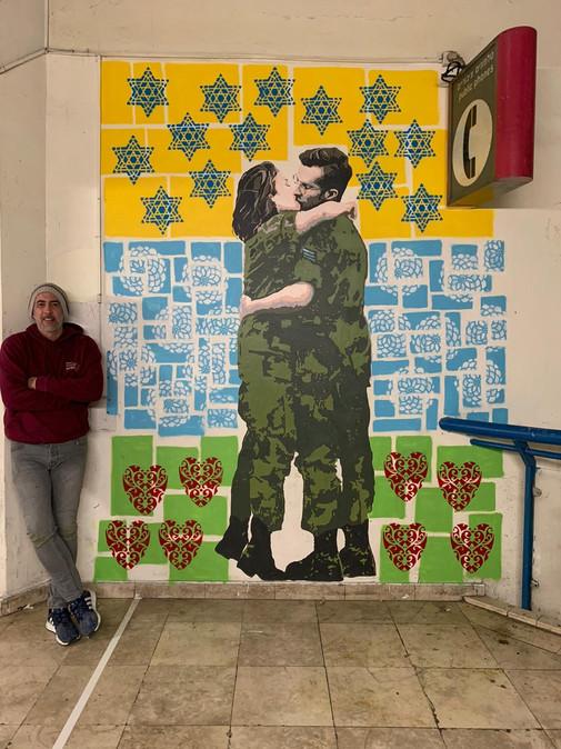 Mural terminado