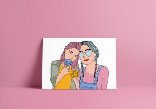 Iru & Flor