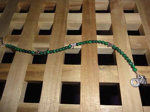 Armband aus Malachit